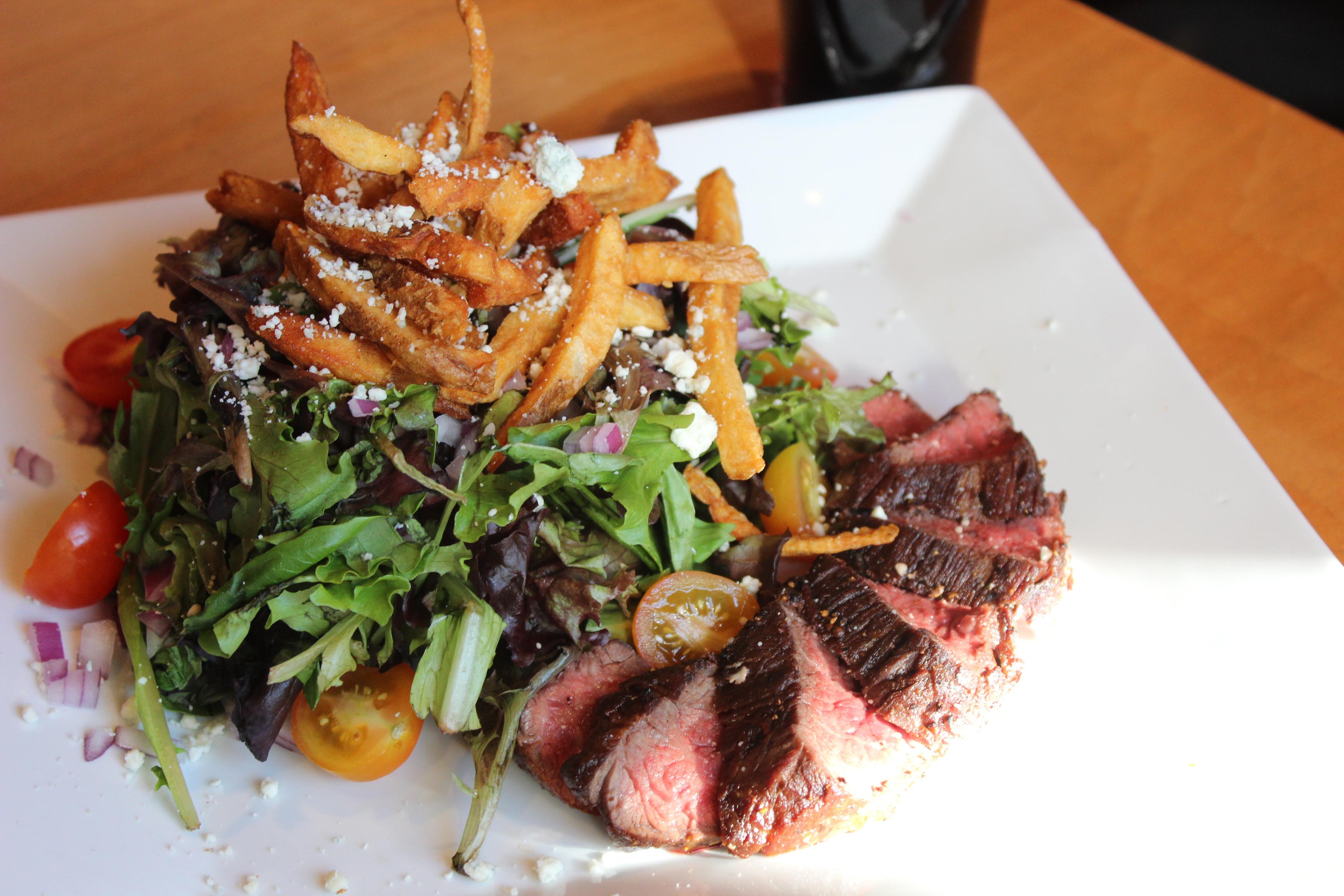 Steak Salad Hilltown Tavern Roxborough