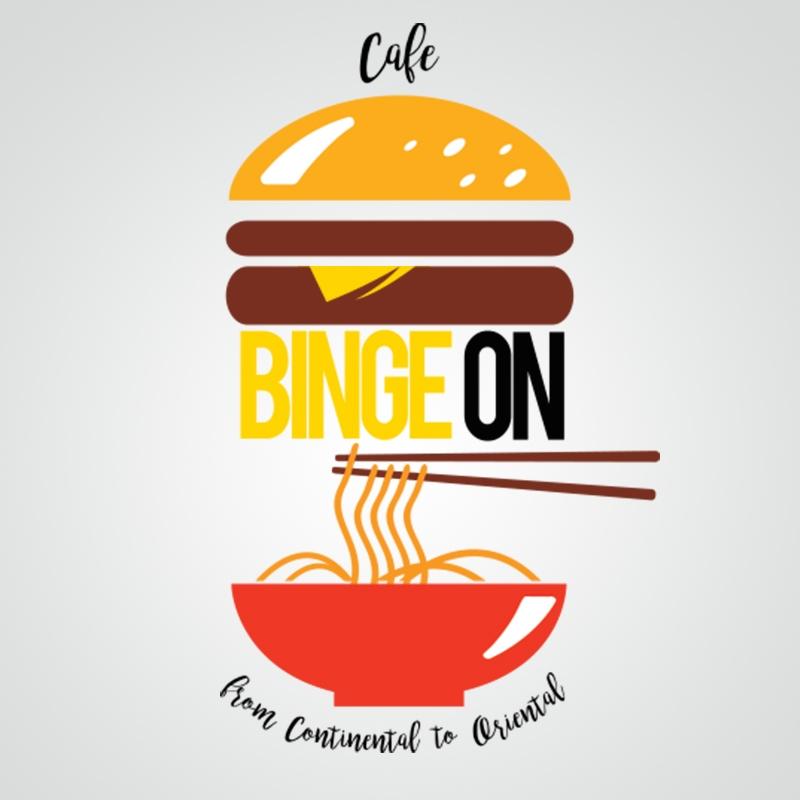 Cafe_Binge on Logo