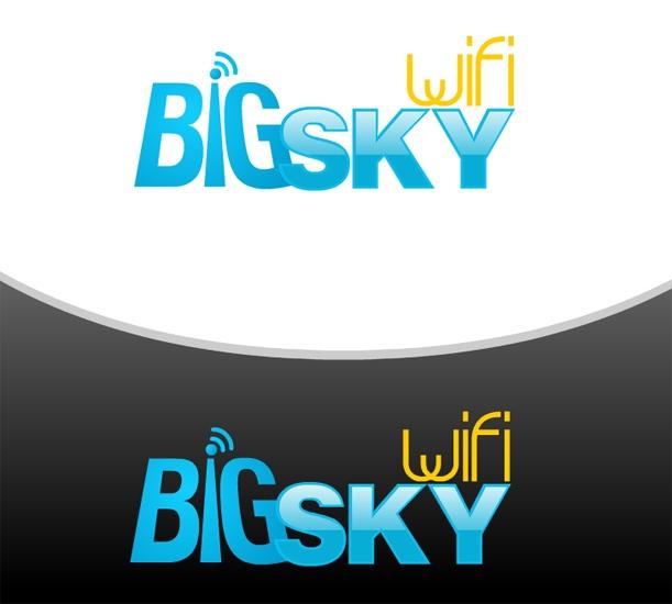 Big Sky Wifi Logo