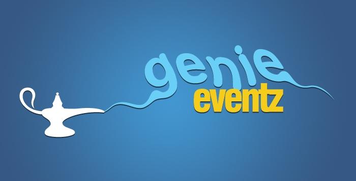 Genie Events Logo