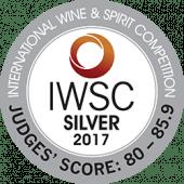 IWSC 2017 Silver