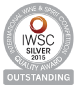 IWSC 2015 Silver Outstanding