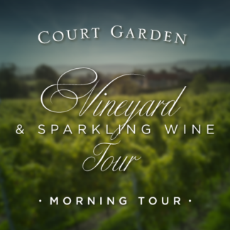 Vineyard & Sparkling Wine Morning Tour