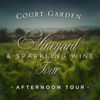 Vineyard & Sparkling Wine Afternoon Tour