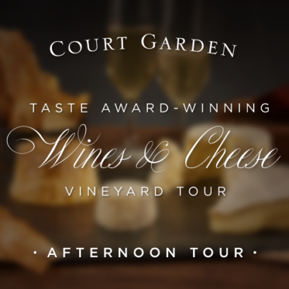 Wines & Cheese Afternoon Tour