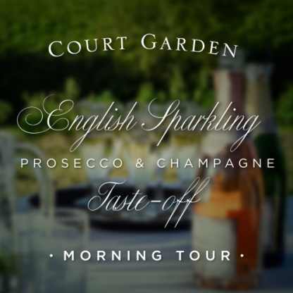 Sparkling Wine Taste-off Morning Tour