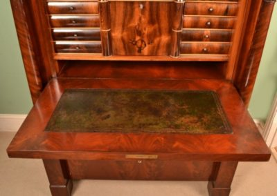 05503-antique-biedermeier-german-secretaire-chest-c-1830-7