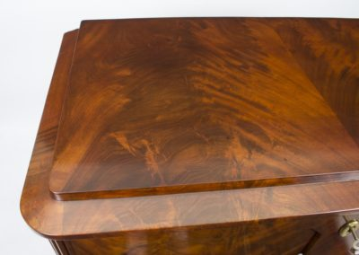 07197-antique-biedermeier-flame-mahogany-secretaire-chest-c-1820-3