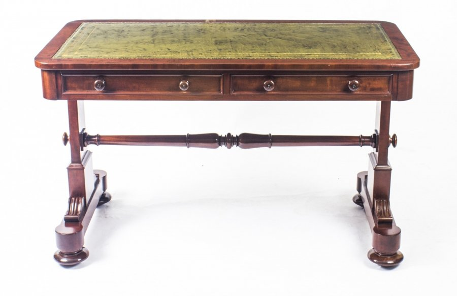 SOLD:Antique William IV Writing Table Johnstone and Jeanes Price:  £1900