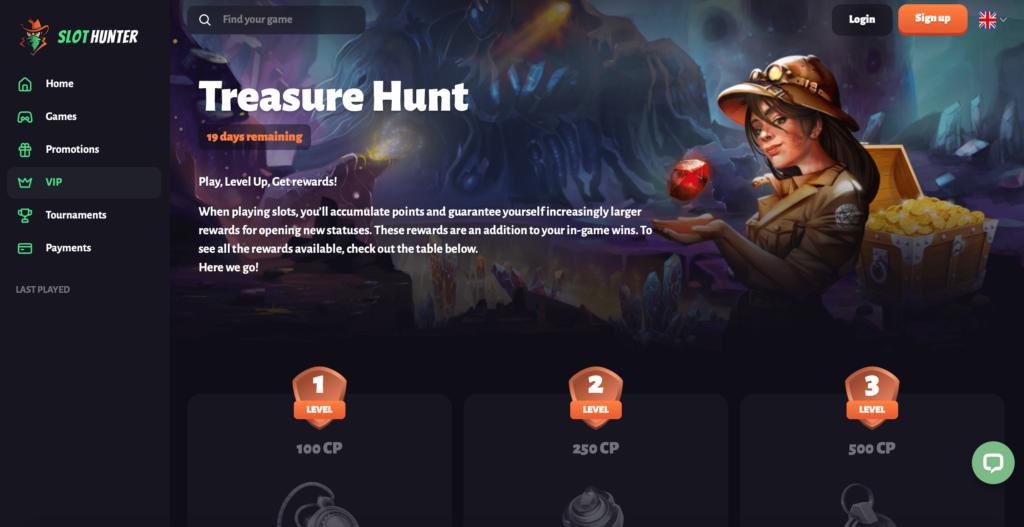 Slothunter Loyalty Bonus