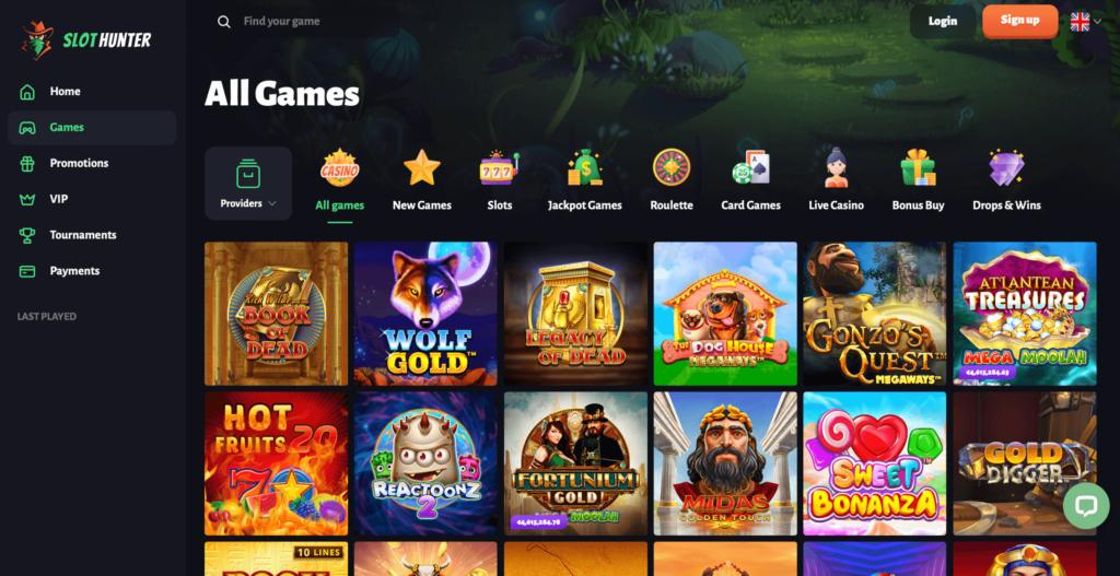 Slothunter Games