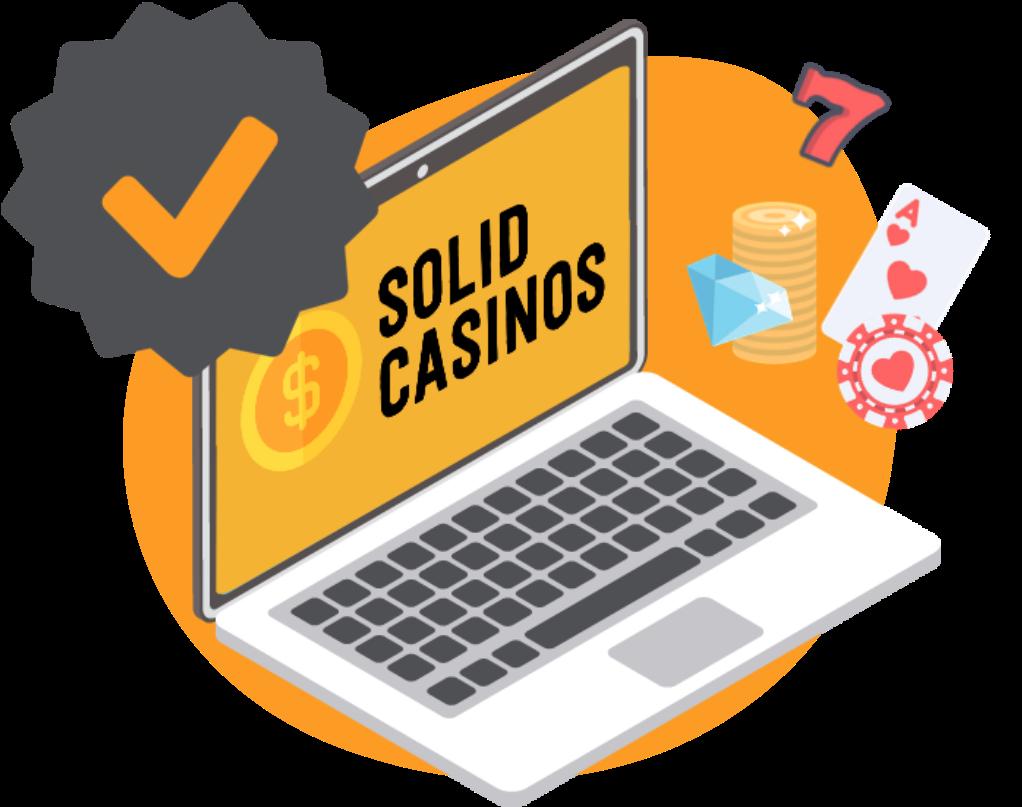 Online Casino Reviews Solid Casinos