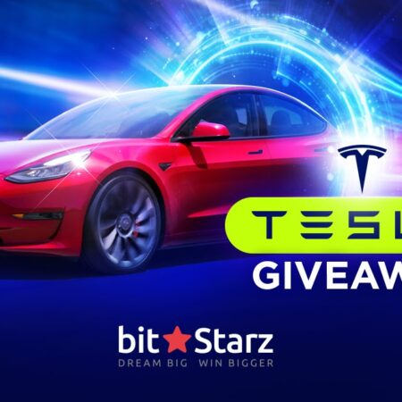 Bitstarz Casino is Giving away a Tesla to One Lucky Player This Christmas