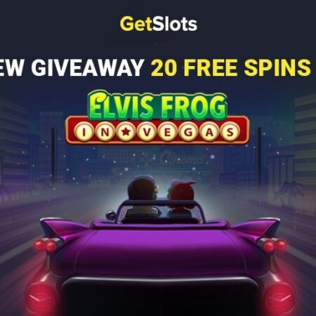 GetSlots Casino Free Spins Twitter Giveaway
