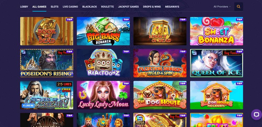 samosa casino review