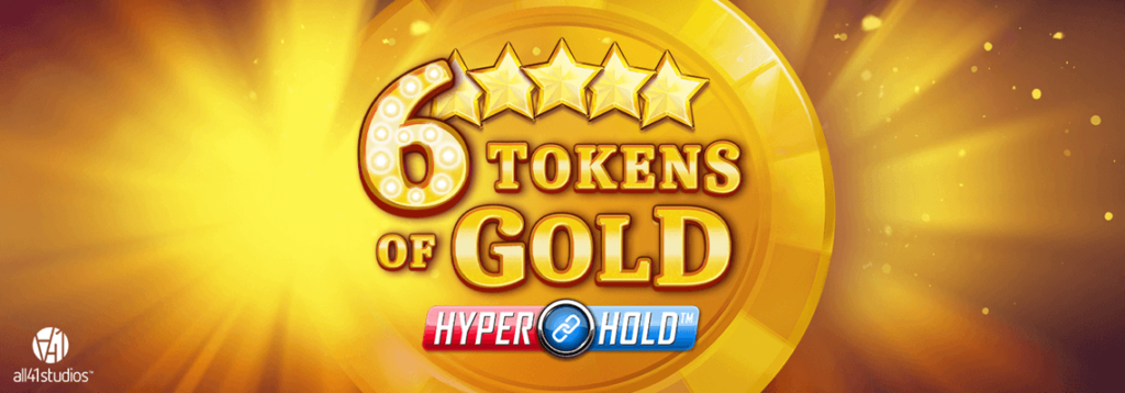 6 Tokens of Gold Slot Game Microgaming all41 Studios