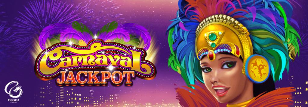 Carnaval Jackpot Microgaming Slot Game Pulse 8 Studios