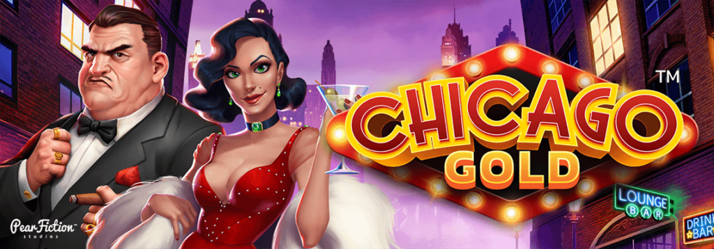 Chicago Gold Slot Game PearFiction Studios Microgaming