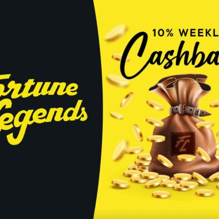 Fortune Legends Real Money Cashback