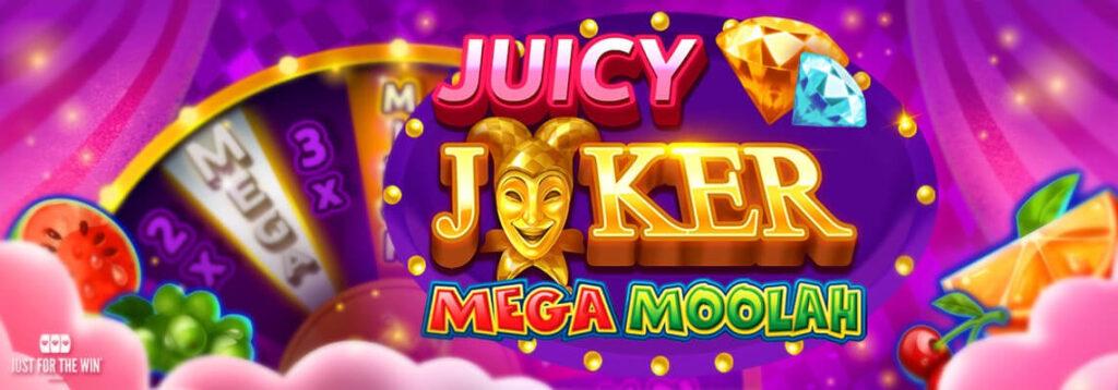 Juicy Joker Mega Moolah Slot Game Just For The Win Microgaming