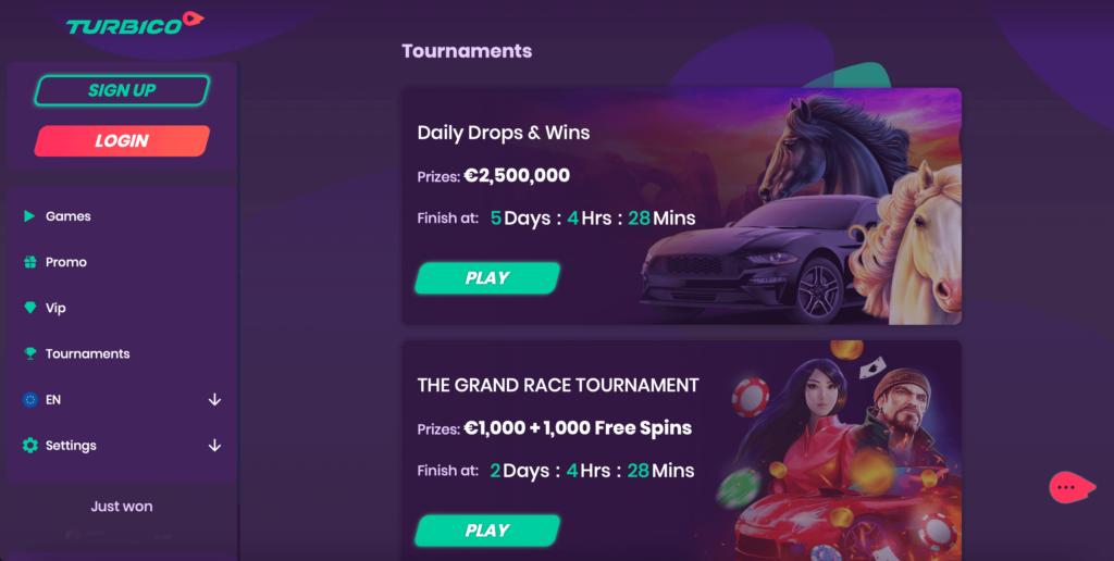 Online Casino Tournamnets