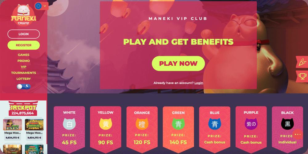 casino loyalty program vip