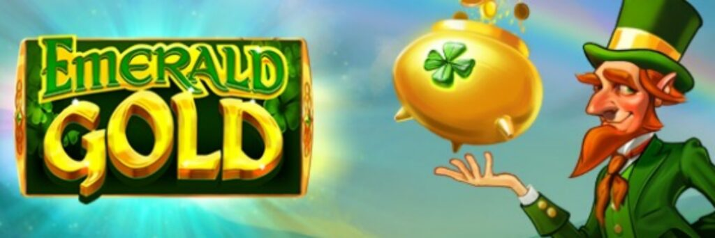 Emerald Gold Microgaming Slot Game