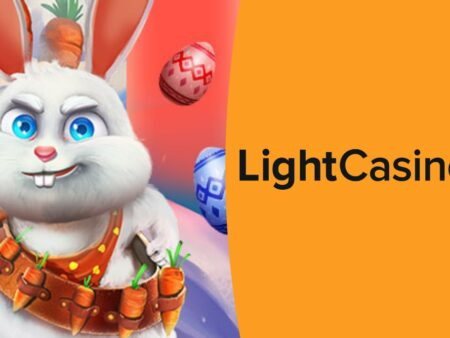 Join the Easter Race Tournament at LightCasino