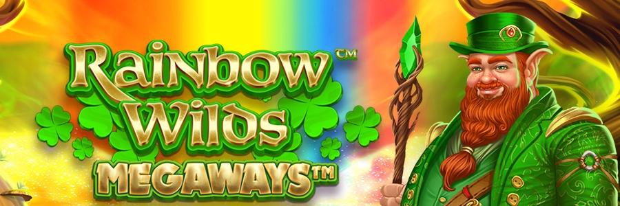 St Patrick's Day Slot Rainbow Wilds Megaways Iron Dog Studio Slot Game