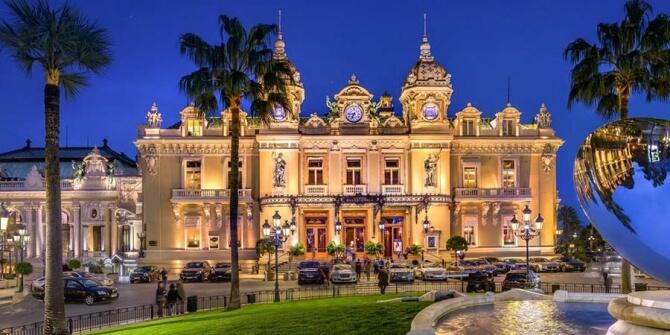 Monte Carlo Gambling Cities Europe Monaco