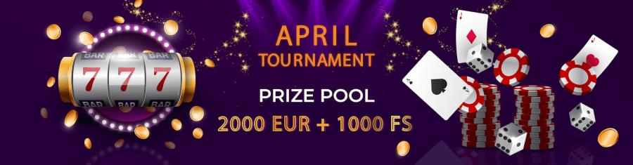 Wildblaster Casino Tournament