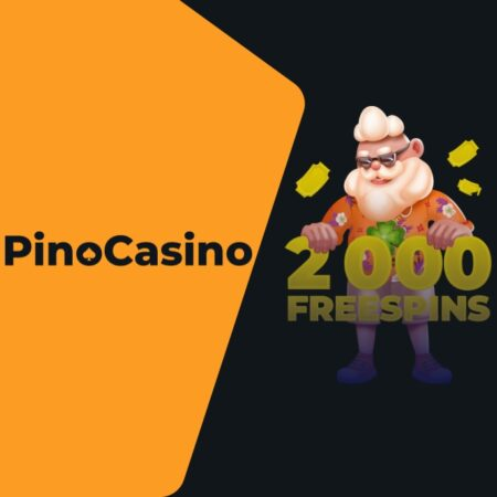 PinoCasino Weekly Lottery – 2000 Free Spins Up For Grabs!