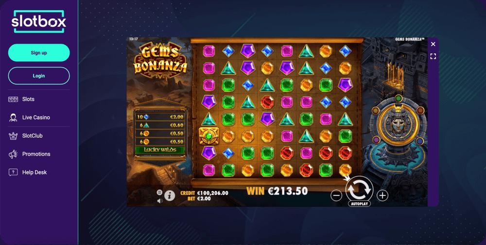 Gems Bonanza Pragmatic Play Slot Game
