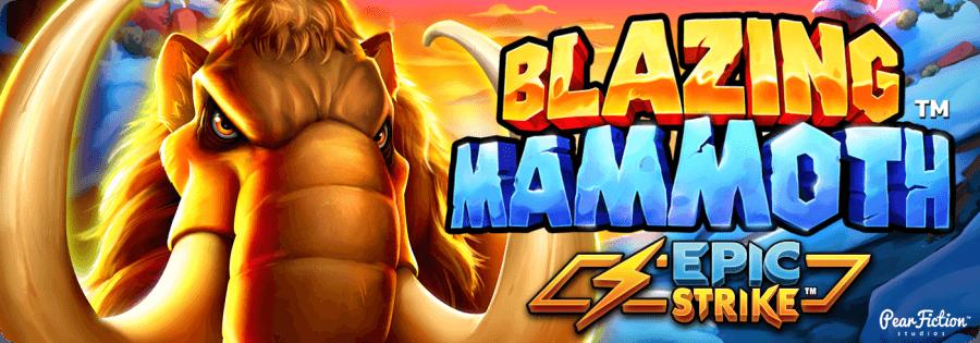 Blazing Mammoth Slot Microgaming