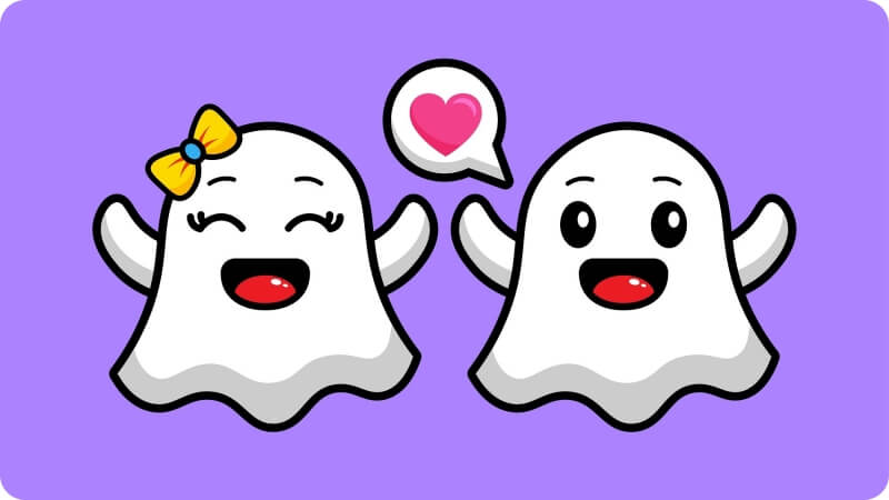 cute baby ghosts