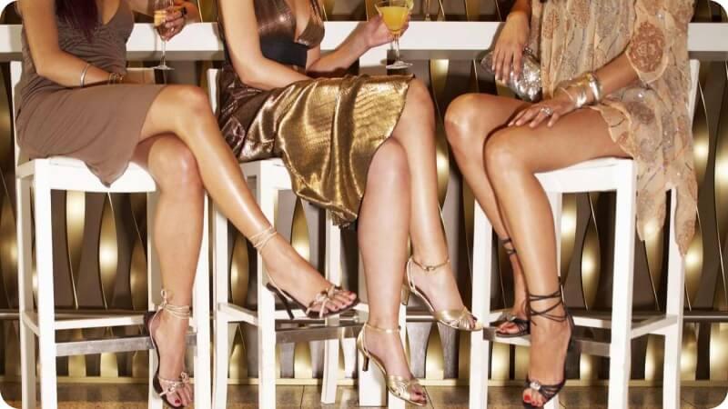 crossing legs casinos superstitions