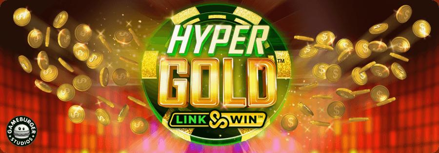 Hyper Gold Microgaming New Slots June