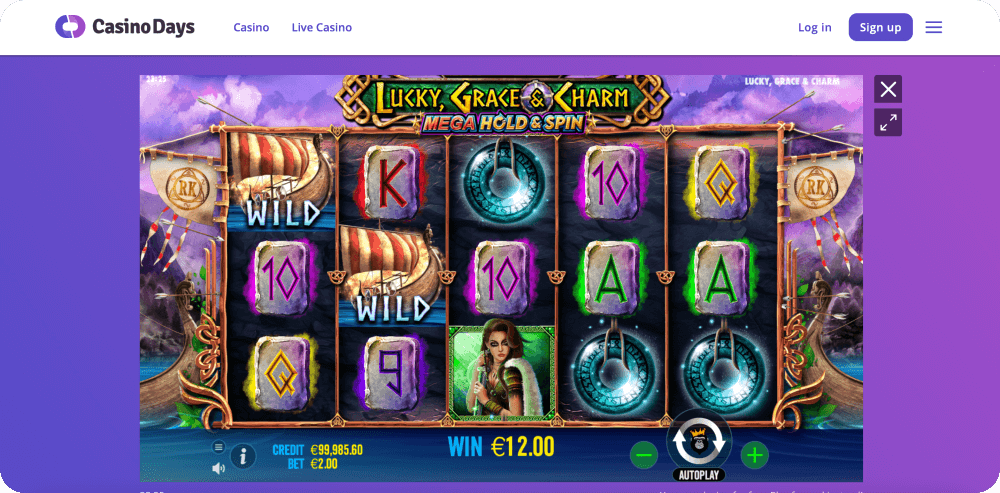 Lucky Grace and Charm Mega Hold and Spin Slot Game Pragmatic Play