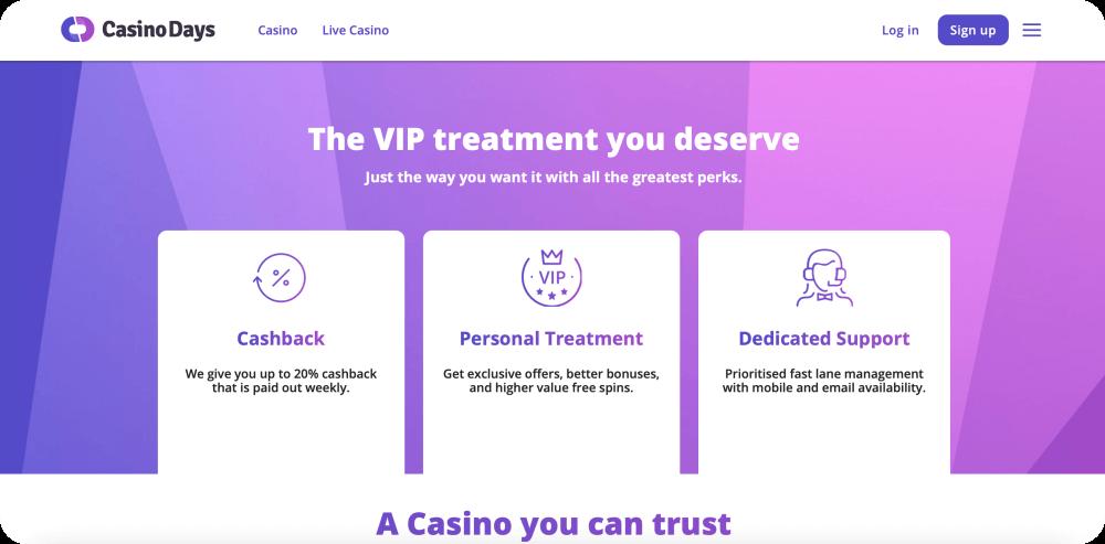 VIP Casino Online