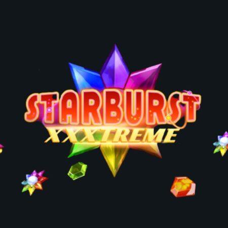 Starburst XXXtreme – Hottest New Game from NetEnt!