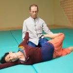 "Zen-Touch™ shiatsu ""the Bow"""