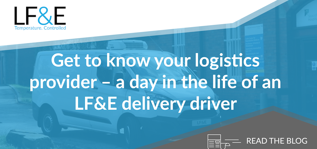 A Day In The Life of a LFE Driver