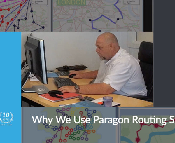 LFE - Paragon Routing Systems