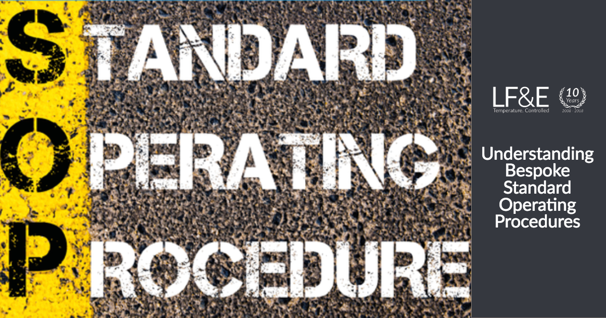 LFE - Bespoke Standard Operating Procedures
