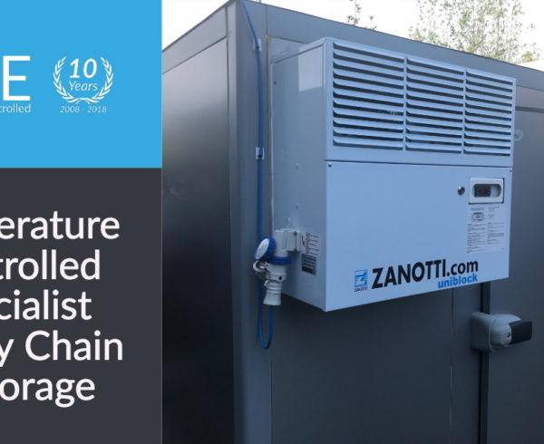 LFE - supply chain and storage