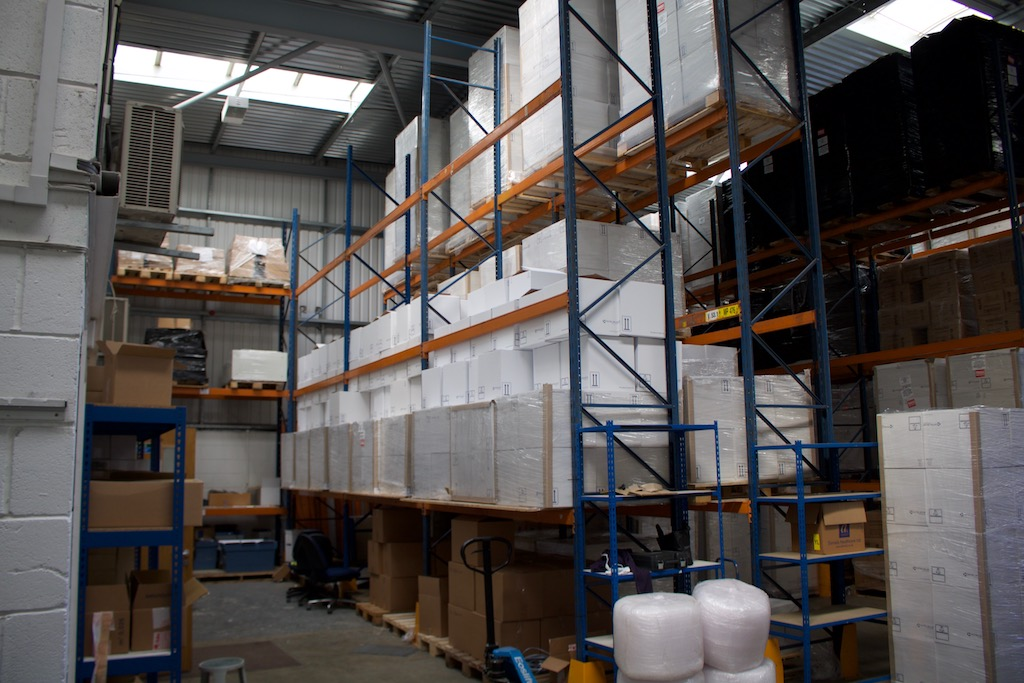 Supply chain and storage