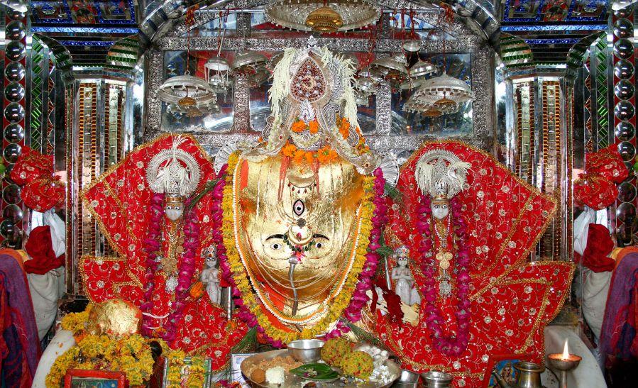 ऐतिहासिक त्रिनेत्र गणेश मंदिर-रणथंबोर!