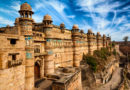 Gwalior Fort and Sas- Bahu Temple