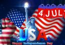 USA Independence Day (Fourth of July) 2021