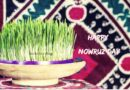 Nowruz Day 21st March 2021